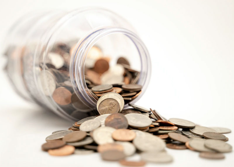 Der kan være penge at spare ved at samle din gæld i et samlelån. Modelfoto: Unsplash